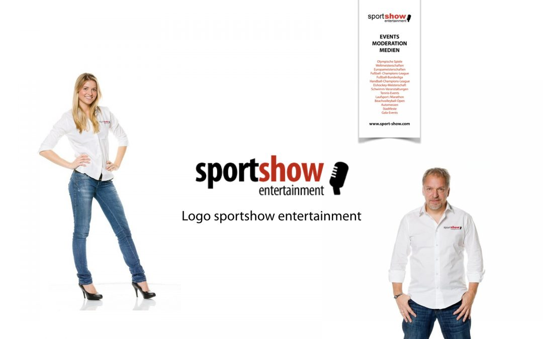 Logo sportshow entertainment